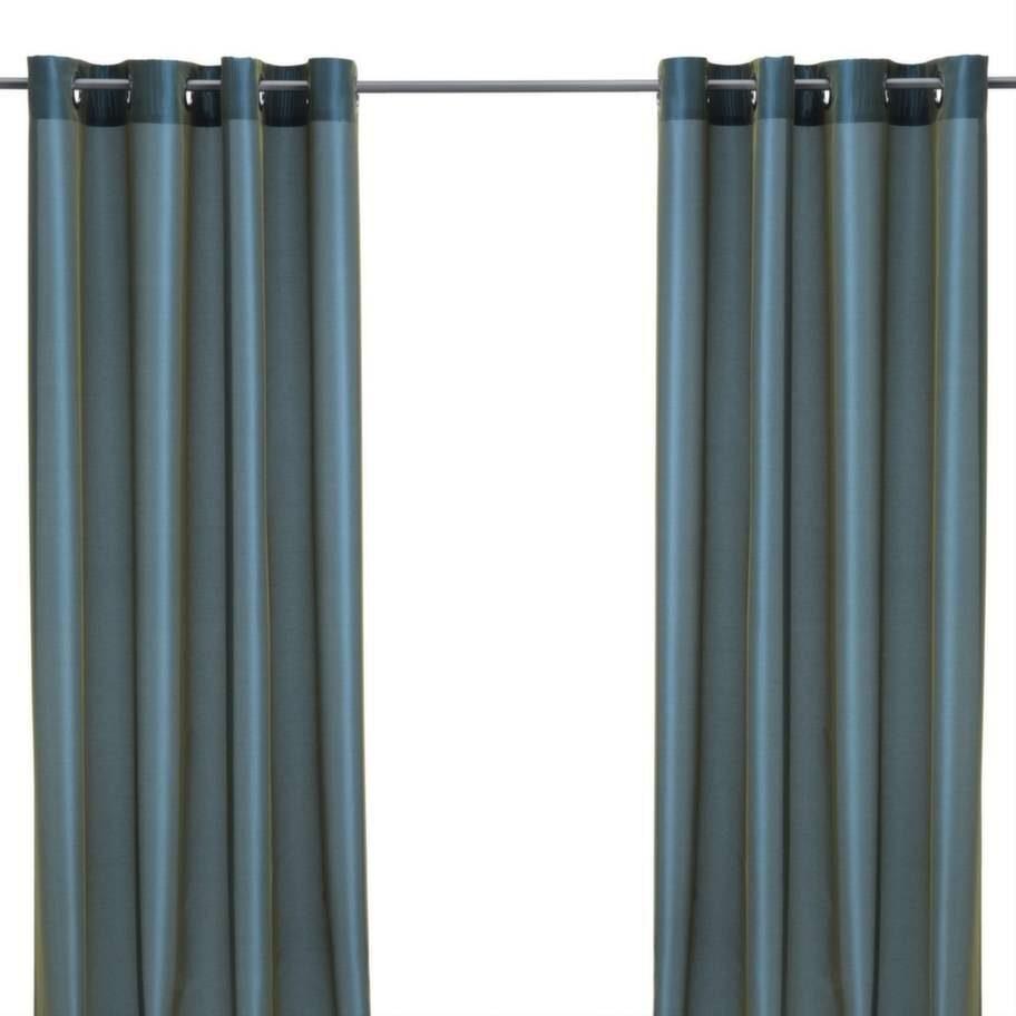 Täckande. Tjocka gardiner Sanela som är bra för mörkläggning, finns i flera färger, 599 kronor, Ikea.