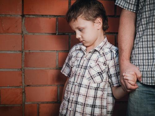 Barn med selektiv mutism kan inte styra över sin talförmåga.