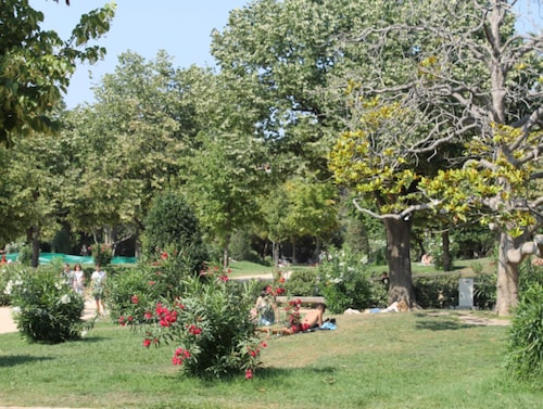 Parc de Ciutadella.