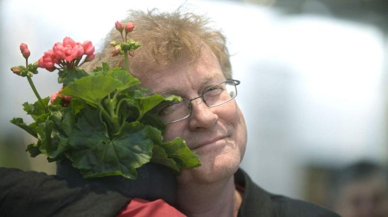 Lasse Anrell är en pelargonist.