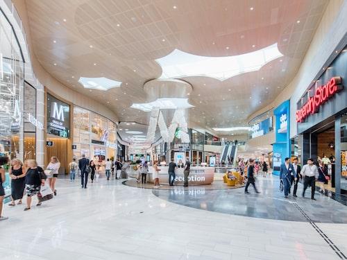 Mall of Scandinavia – Sveriges största galleria.