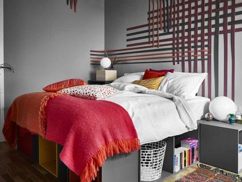 Det sociala hemmet som passar perfekt för att umgås med vänner men har även två mer privata rum för vila och sömn.