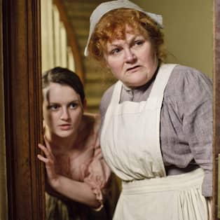 Downton abbey prisas i brittisk tv