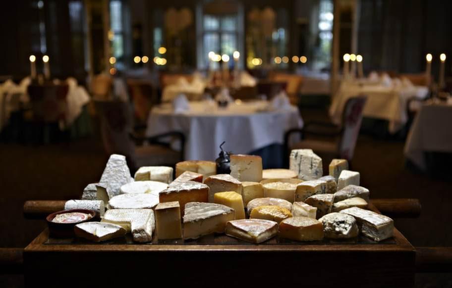 En ost för varje smak.