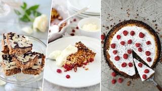 dessert utan gluten och laktos