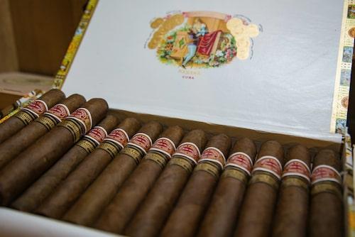 Missa inte cigarrerna, som Kuba blivit känt för.