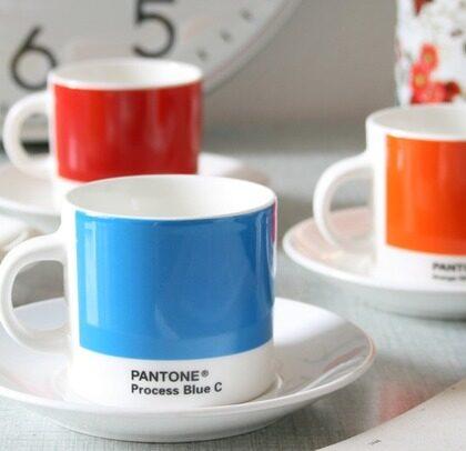 Espressomuggar från Pantone, grandpa.se