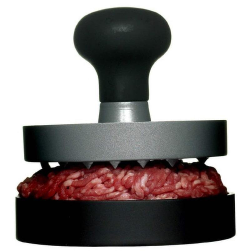 <p>En hamburgerpress hjälper dig att få runda och fina hamburgare. Från Sagaform, 199 kronor, Levhemma.se.</p>