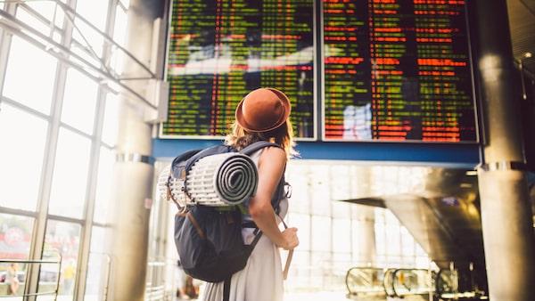 En välfylld ryggsäck kan knocka vem som helst.