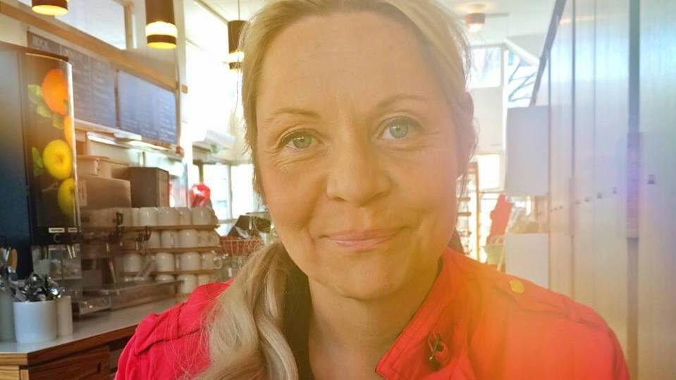 Anette Lundgren, 52, skulle resa till Alicante på fredagen – men flygningen blev inställd.