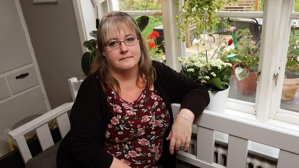 """""""En ilska över att jag slösat bort så mycket tid på att vara rädd har vuxit sig stark"""", säger Carola."""