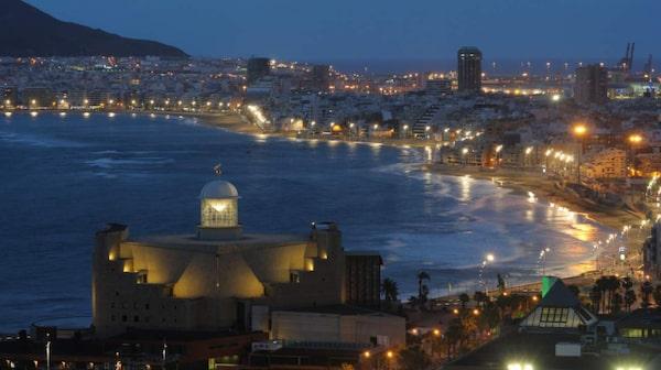 Gran Canaria ohotad som Kanarieöarnas partyö