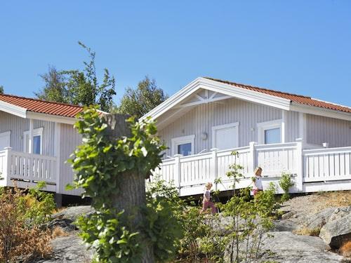 De femstjärniga campingarna kan numera jämställas med en lyxig chartersemester.