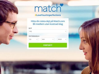enda online dating webbplatser