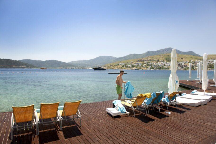 Türkbükü - här samlas det turkiska innefolket på sommaren.