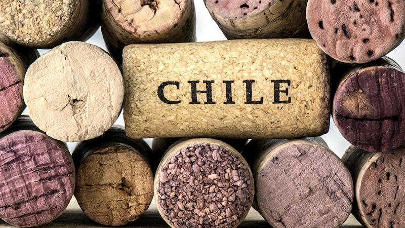 Chile producerar många goda röda och vita viner i olika stilar.