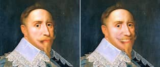 Svea Rikes Historia Under Konung Gustaf Adolf Den Stores