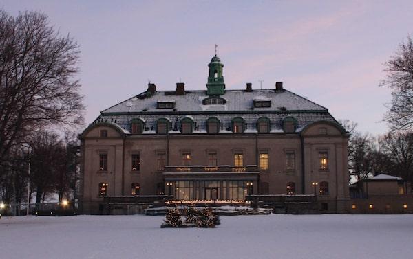 Nyår på Örenäs Slott blir ett minne för livet.