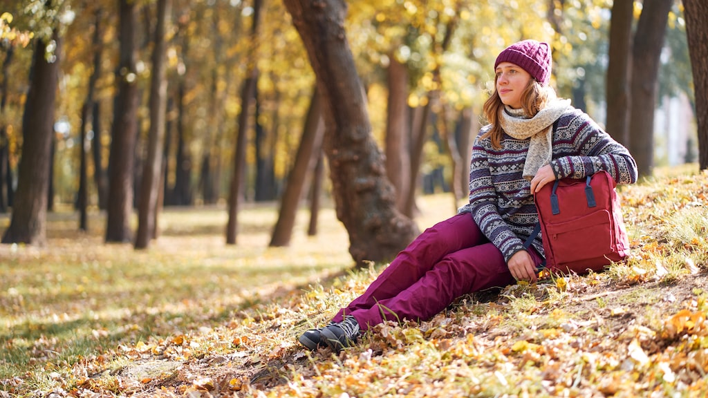 Skapa en stressbuffert inför hösten.