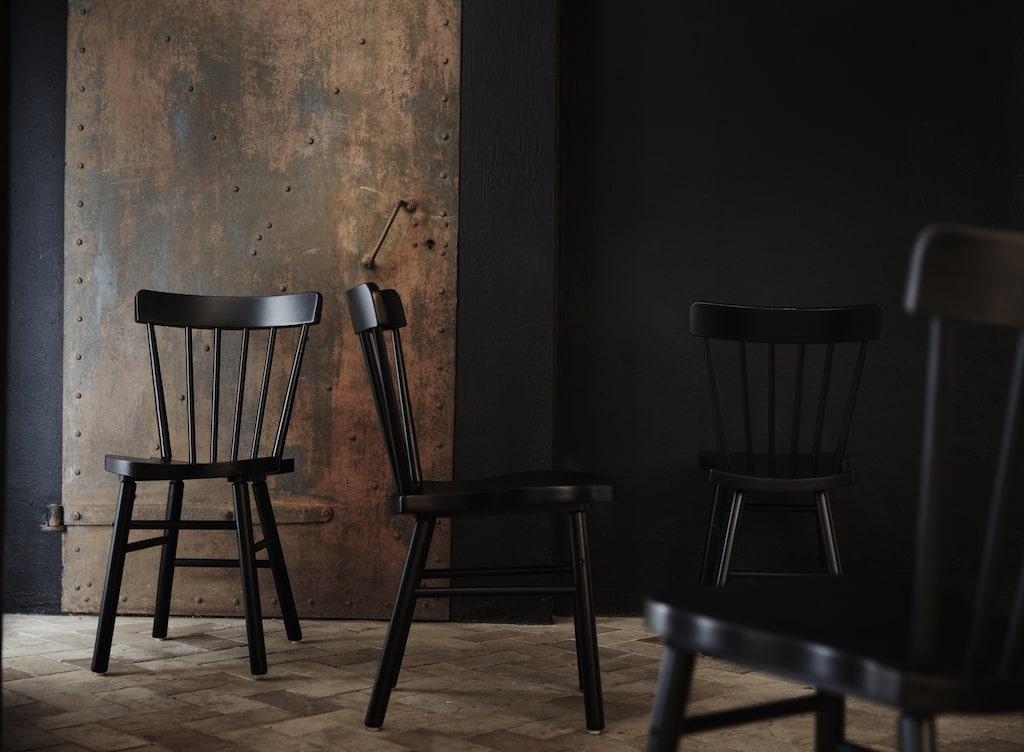"""""""Norraryd""""-stolen kostade tidigare 595 kronor - nu kan du fynda den för 475 kronor."""