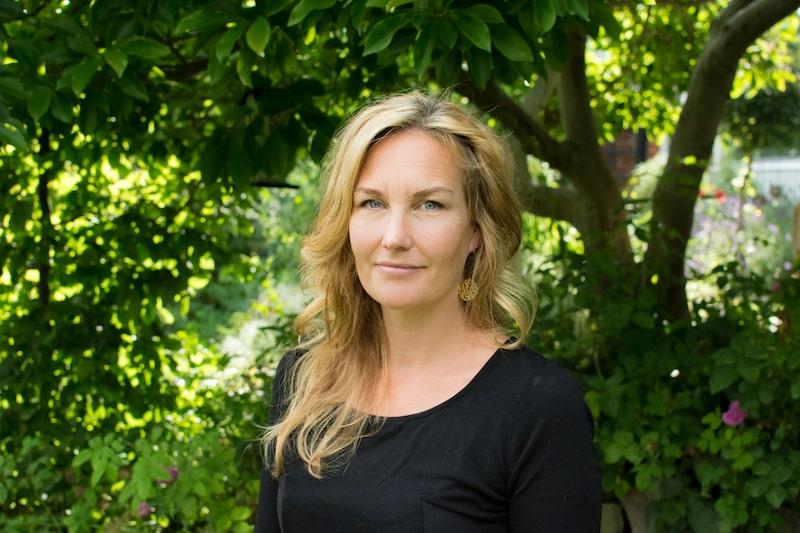 """""""Naturen är min bästa plats, det finns ingen starkare inspirationskälla för mig"""", säger Anna Handell."""