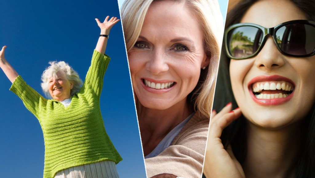 Brittiska forskare undersökte vid vilken ålder vid är som lyckligast.