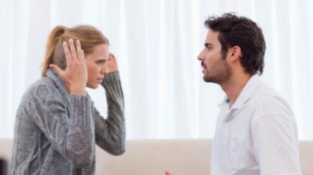 Det är lätt att gå upp i bråket när det pågår, men elaka saker som sägs kan hänga kvar länge i en relation.