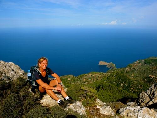 Det finns härliga vandringsleder runt Puerto de Soller.