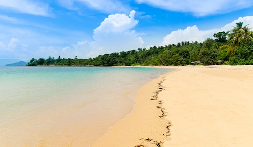 Sköna stranddagar på Koh Phayam.