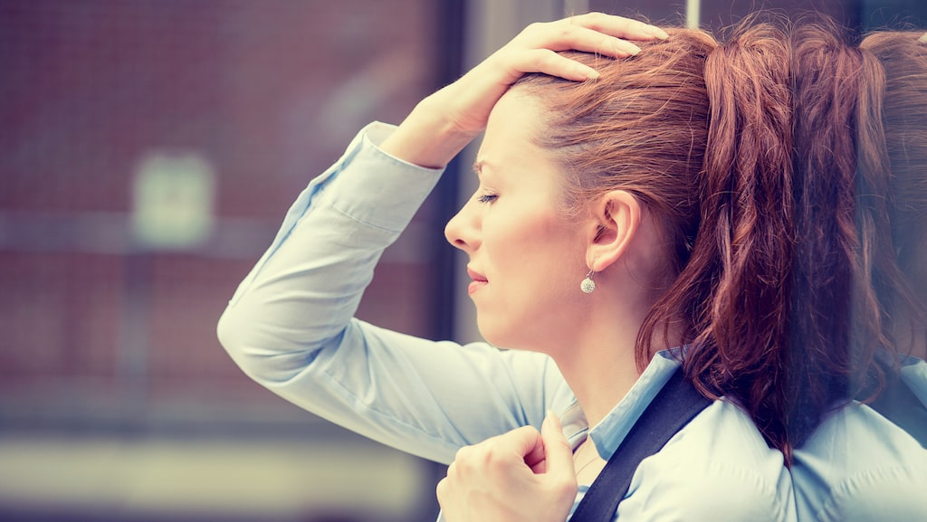 Långvarig stress kan vara skadligt för hjärtat.