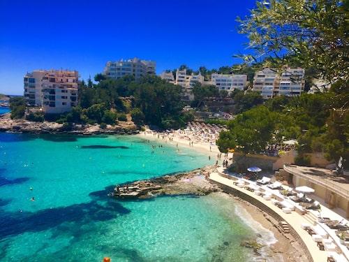 Purobeach Illetas är Mallorcas senaste strandklubb.