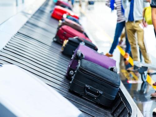 Om bagaget är försenat vid utresa har du rätt till ersättning för nödvändiga och skäliga utgifter, som exempelvis kläder.