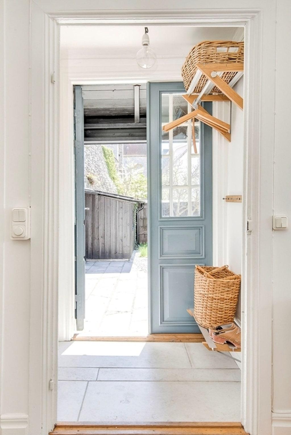 Vackra dörrar.