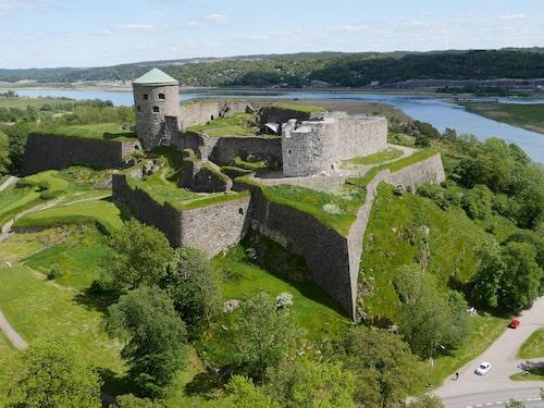 Bohus fästning har spelat en stor roll i den svenska historien.