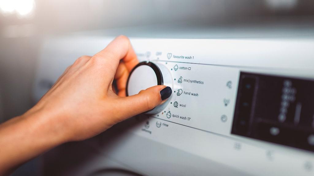 Tvättmaskinen ska nog köras oftare än du tror.