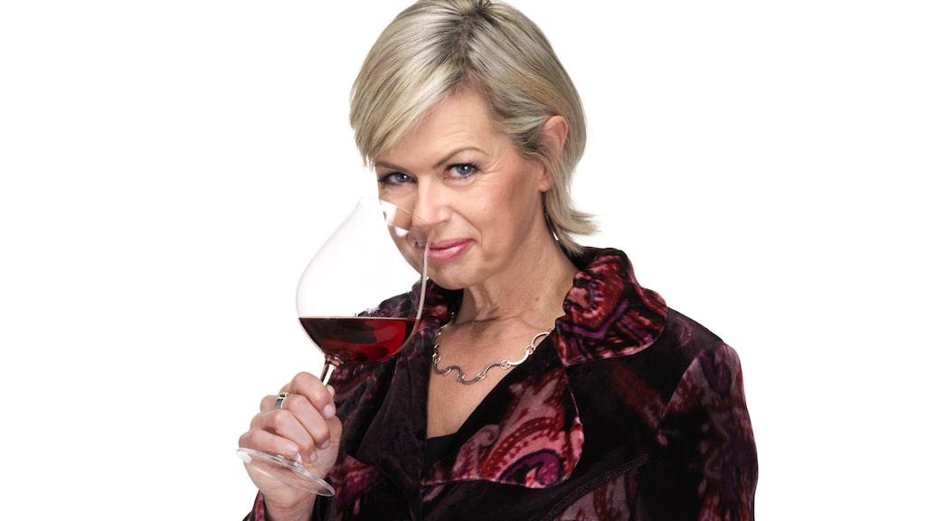 Att köpa dyrt vin är inte lika med gott vin, säger vinexpert Gunilla Hultgren Karell. Om det är gott beror på vad man själv gillar.