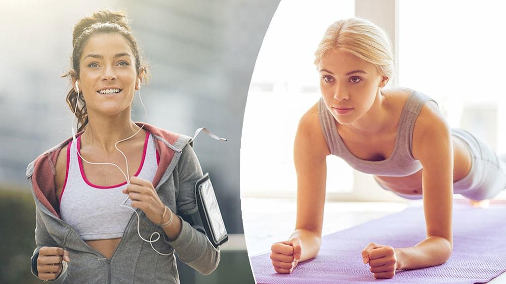 Nej, träning är inte bara för den som vill gå ner i vikt eller satsar på att komma i form inför ett maraton. ALLA mår bra av att röra på sig regelbundet, av flera skäl.