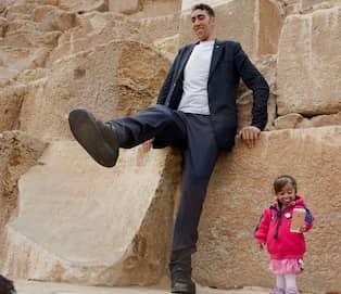 världens kortaste människa