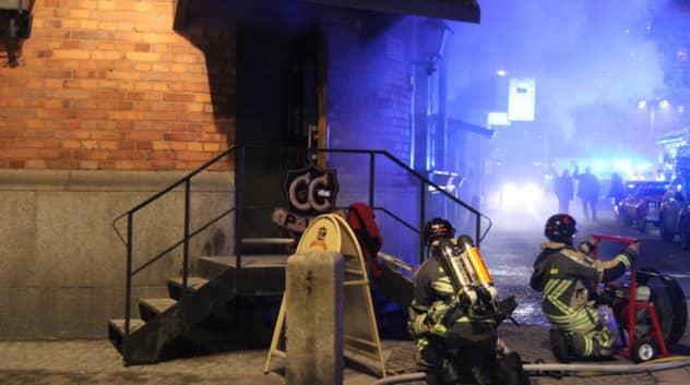 rök tik avsugning nära Gävle