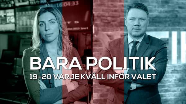 Mer kultur och mindre politik i tv