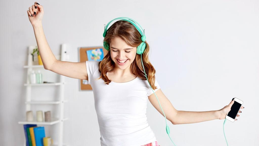 Dans är exempelvis en alldeles utmärkt träningsform.