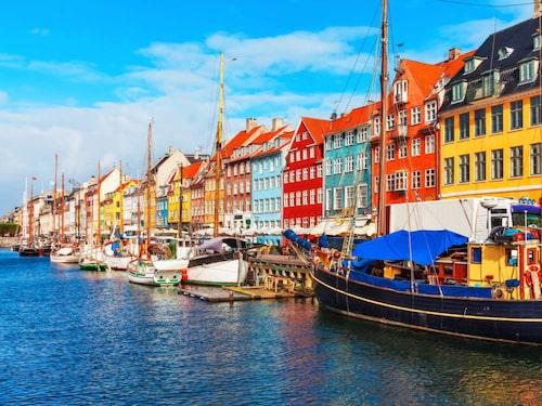 Köpenhamn.