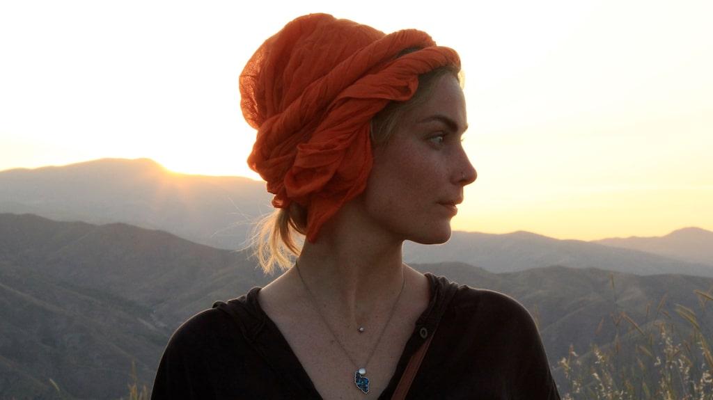 Evelina Utterdahl har rest till Nya Zeeland, Kambodja och flera andra länder.