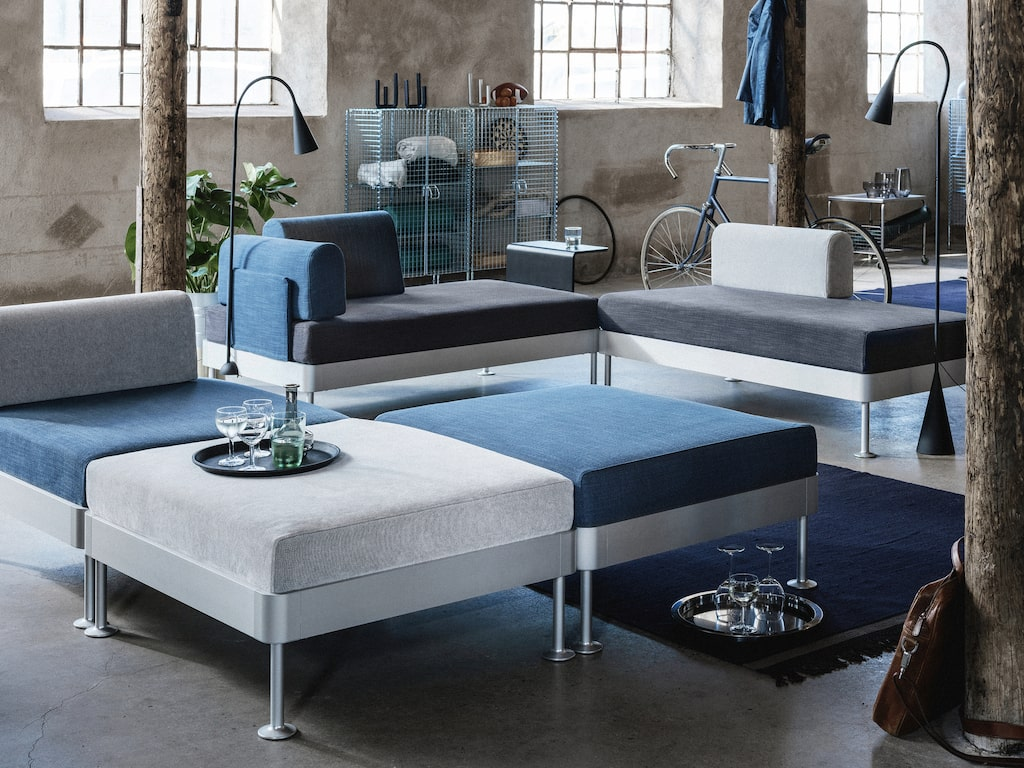 Delaktig heter Ikeas nya kollektion i samarbete med designer Tom Dixon...