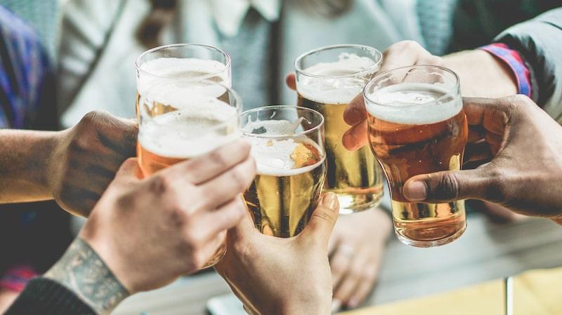 Listan är baserad på de öl som fick högst betyg av sajten Ratebeers användare.