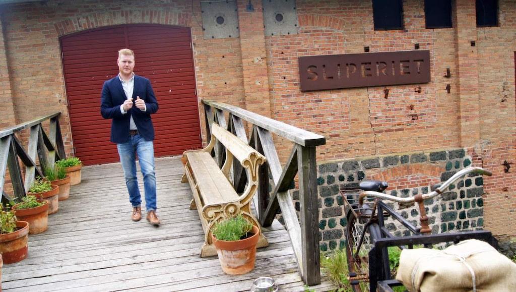 <p>Sliperiet är en konsthall i det gamla träsliperiet i Borgvik som grundats av Oscar Magnusson.<br></p>