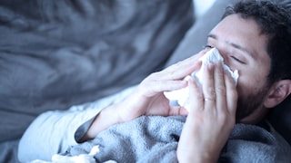 trött efter influensa