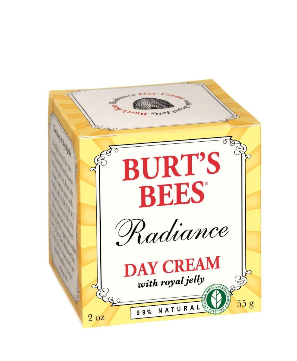 Dagkräm från kändisfavoriten Burts Bees, 249 kronor.