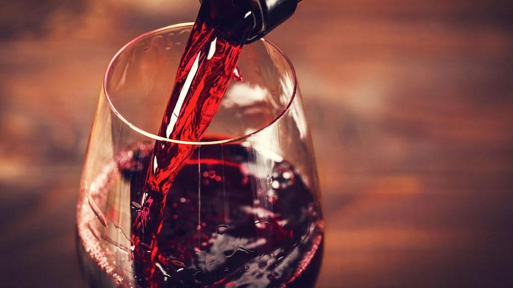 Rött, vitt vin och mousserande viner finns för provsmakning under Allt om Vins event.