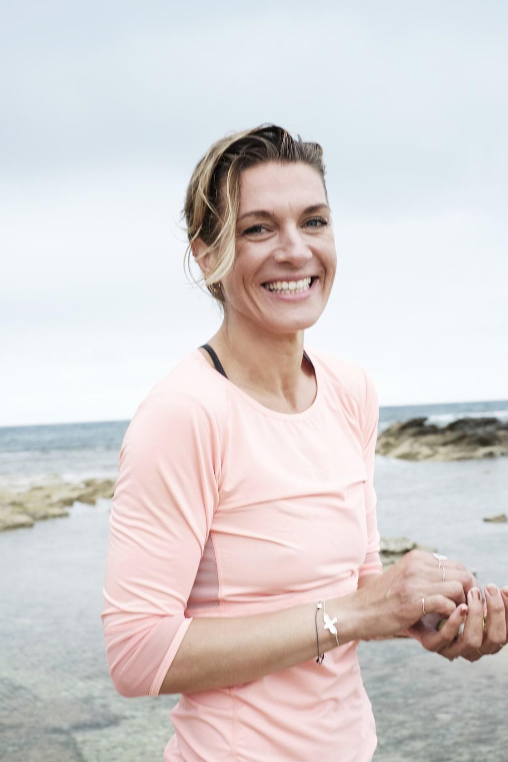 Erika Kits Gölevik tipsar om rolig sommarträning.